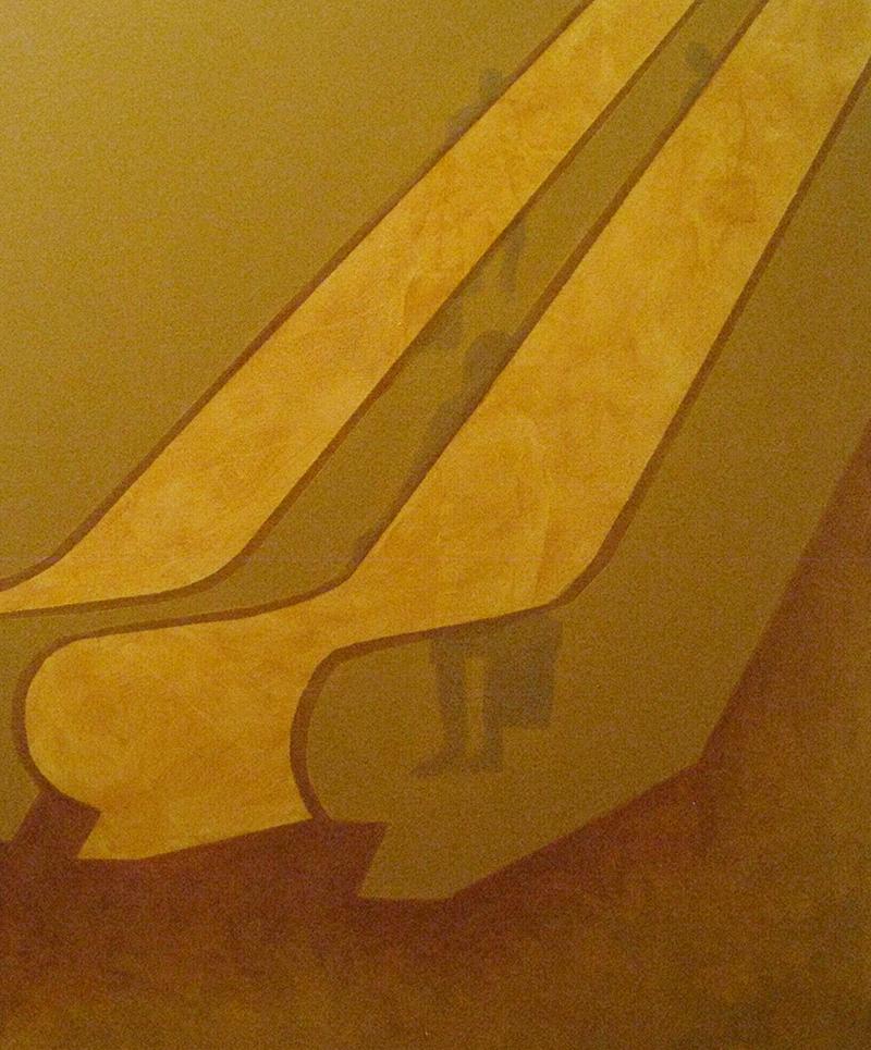 2013 80 bij 100cm acryl en olieverf op doek2
